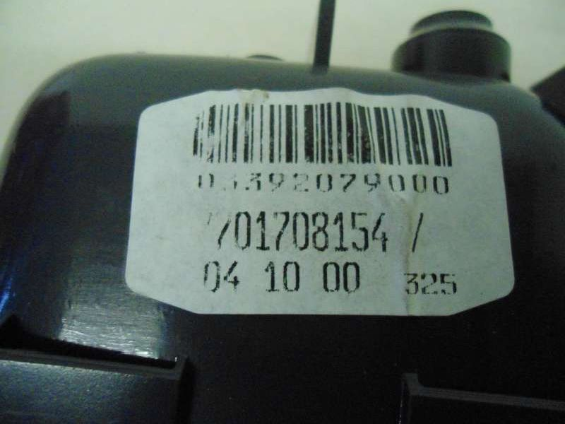 Schalter Fensterheber FahrertürRENAULT ESPACE III (JE0_) 2.0 16V