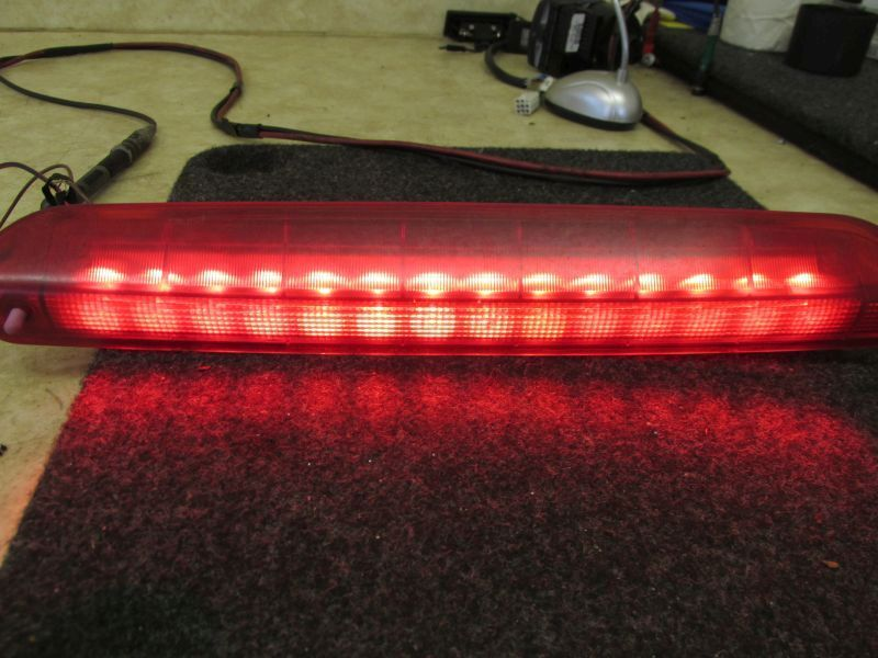 Zusatzbremsleuchte LED i.O.SKODA FABIA COMBI (6Y5) 1.4 TDI