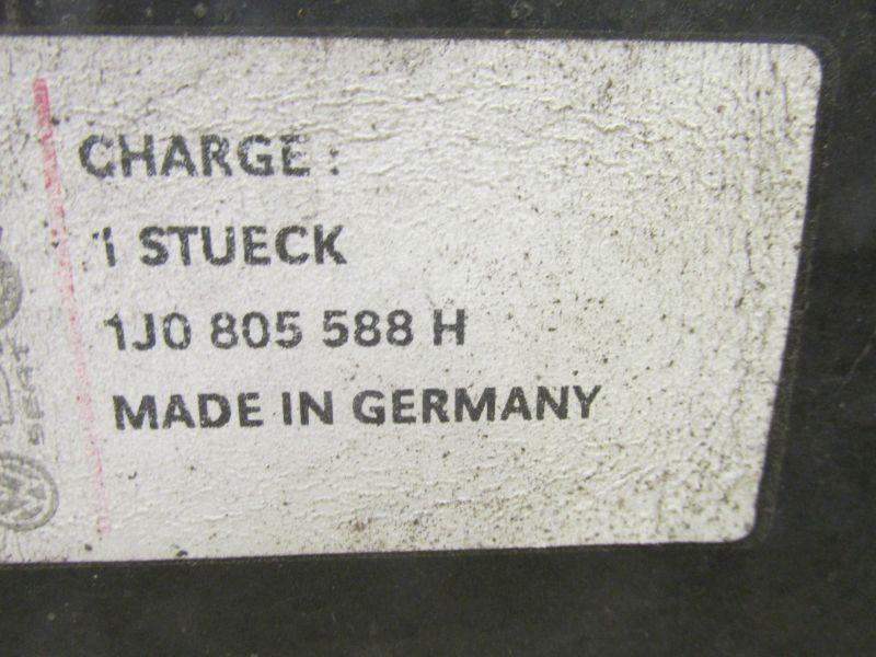 Frontblech / Schloßträger VW GOLF IV (1J1) 1.4 16V