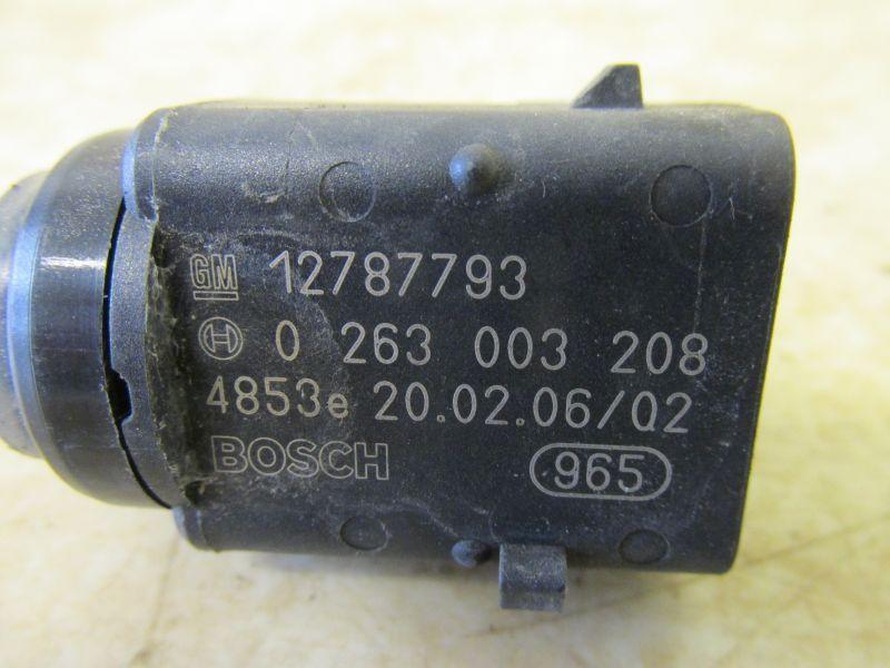Sensor Einparkhilfe OPEL SIGNUM 1.9 CDTI