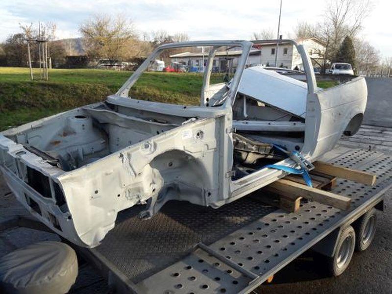 VW GOLF I CABRIOLET (155) 1.3