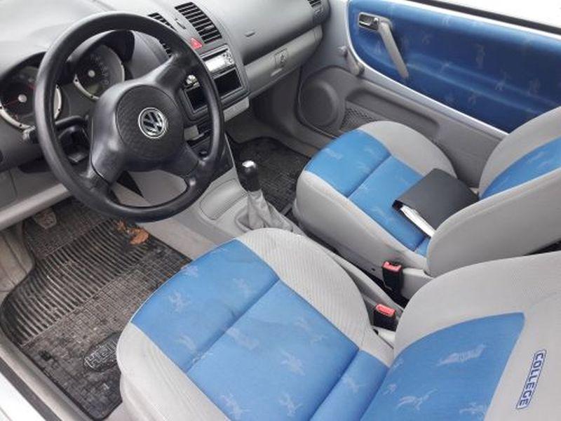 VW LUPO (6X1, 6E1) 1.0