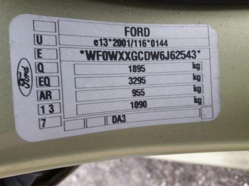 FORD FOCUS II KOMBI (DA_) 2.0