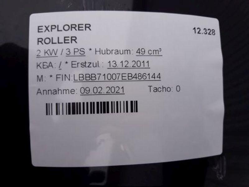 EXPLORER ROLLER