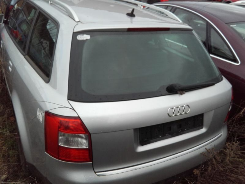 AUDI A4 AVANT (8E5, B6) 1.9 TDI