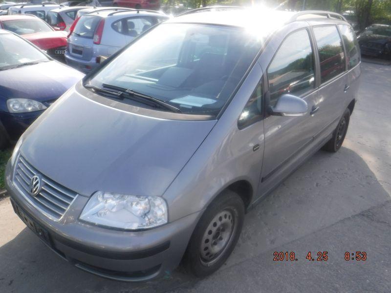 VW SHARAN (7M8, 7M9, 7M6) 1.9 TDI